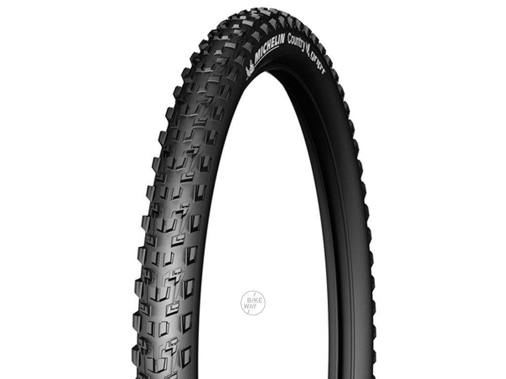 Plášť Michelin Country Grip R drát 27,5x2.10 54 584 černá