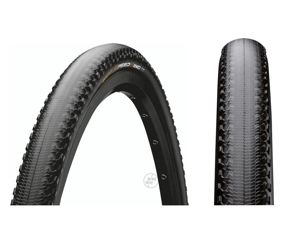 Plášť Continental Speed King CX Perf. skl. 28 700x35C 35 622 černá