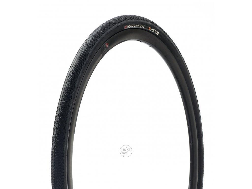 Plášť HUTCHINSON OVERIDE 700x38 gravel kevlar černý