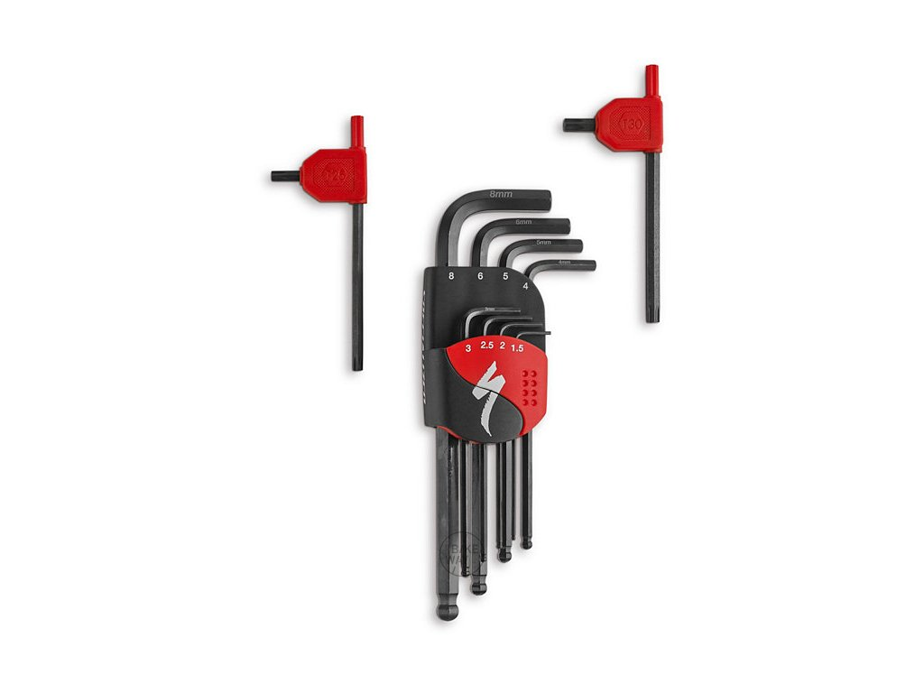 Sada imbusů Specialized MECHANIC WRENCH SET