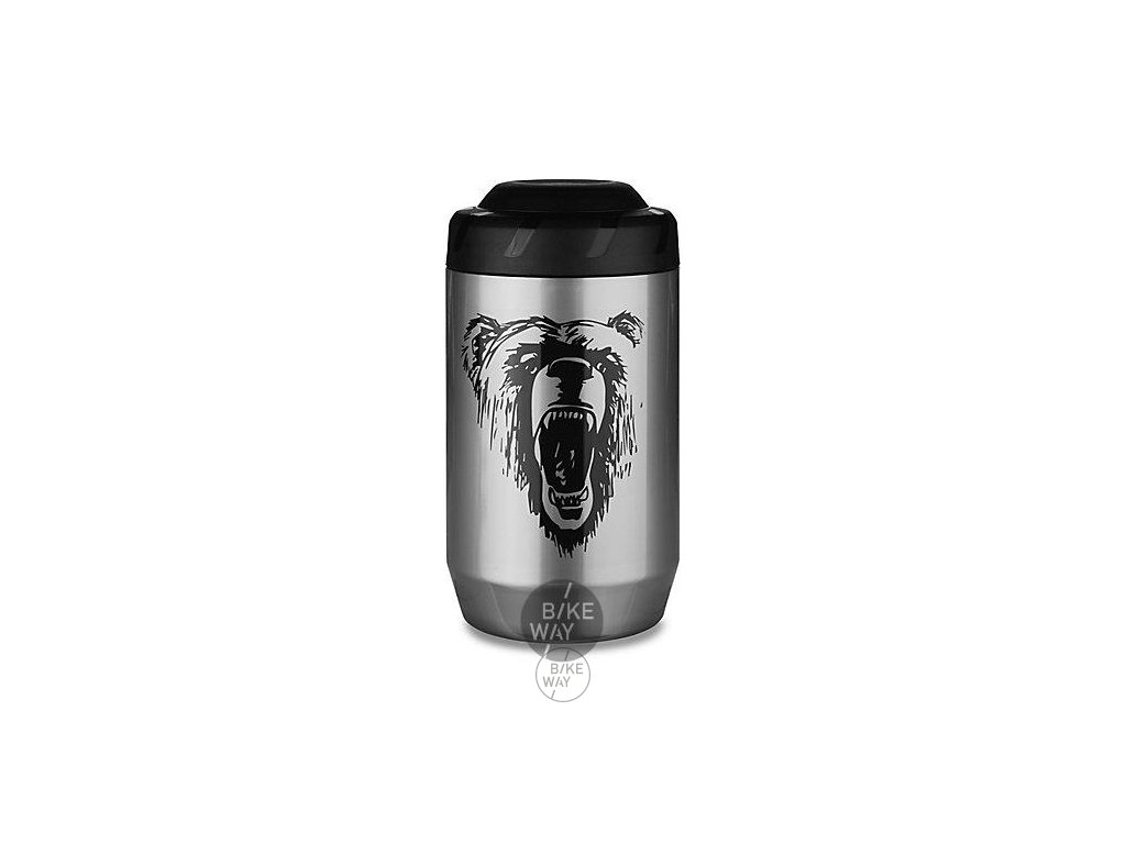 Bidon na nářadí Specialized KEG STORAGE VESSEL SIL/BLK CALIFORNIA BEAR