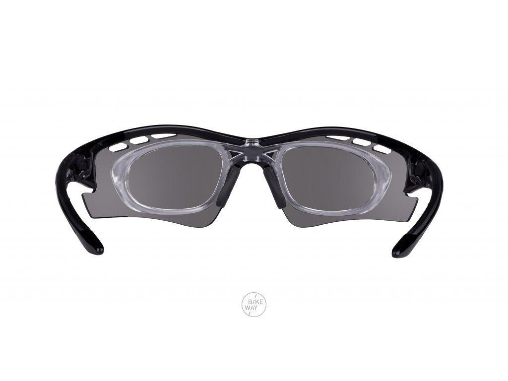 Cyklistické dioptrické brýle FORCE RIDE PRO černé