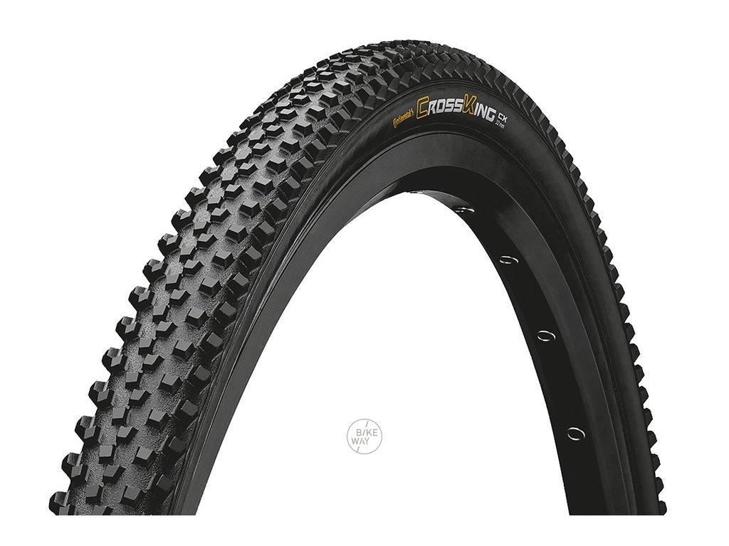 Plášť Continental CycloX King Race 28 700x32C 32 622 černá černá Skin skládací 1