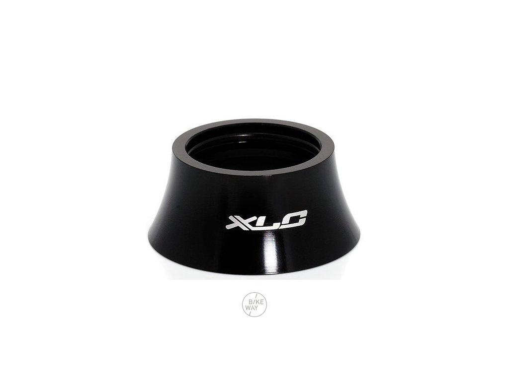 Horní kužel na hlavové složení XLC AS A01 A Head 18 mm černá