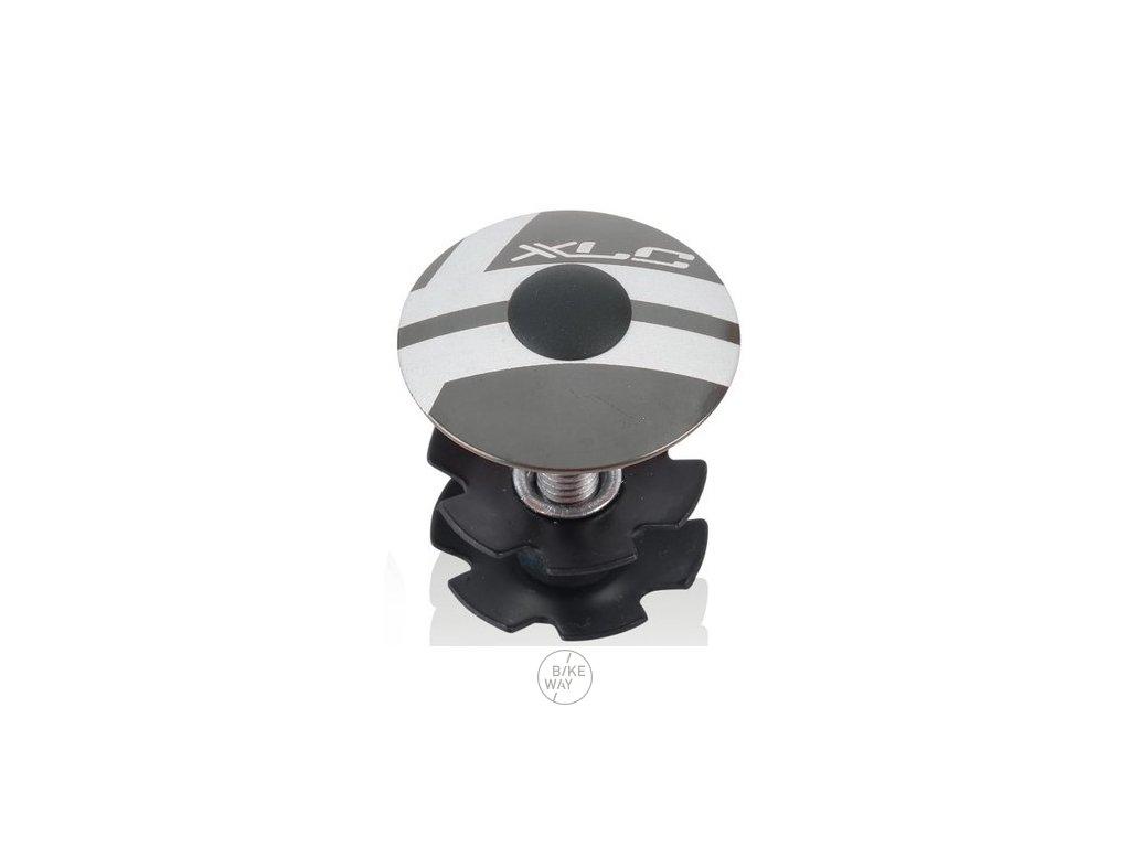 XLC A Head Plug AP S01 1.1 8, Al, titan