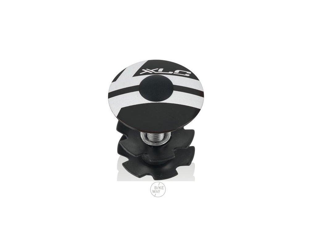 XLC A Head Plug AP S01 1 1 8, Al, černá