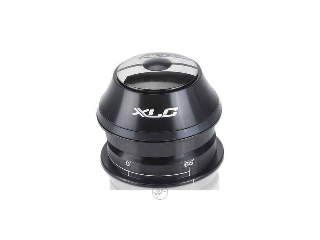 Hlavové složení XLC Comp A Head HS I12 1 1 8, Konus 30,0 černá semi integriert