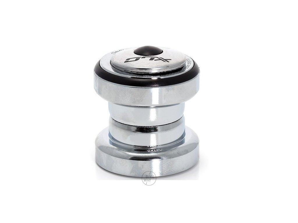Hlavové složení XLC A Head HS A06 1 konusl OE 26,4mm, stříbrná