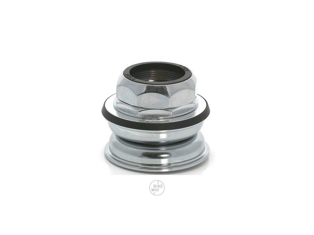 Hlavové složení XLC Semi integr.HS I04 1 1 8, kužel 30,0 mm, stříbrná