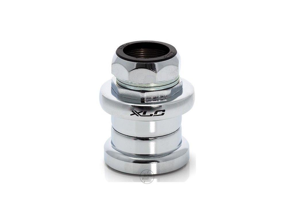 Hlavové složení XLC HS S01 OE 22,2 34,0 konus 26,4 mm,pochrom.