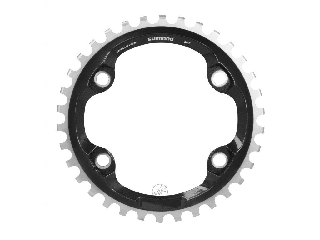 Převodník na kliky Shimano MTB XT FCM8000 1 34 zubů
