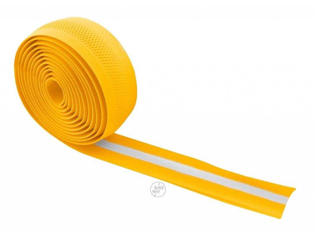 Omotávka perforovaná FORCE EVA žlutá