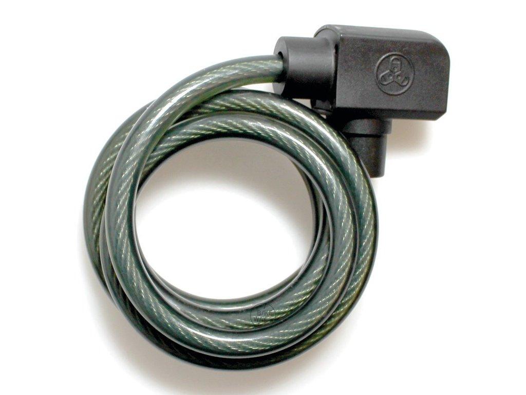 Zámek na jízdní kolo Trelock Akt TS 150-8 150 cm / 8mm