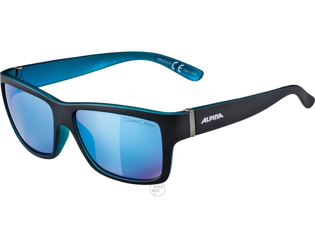 Sluneční brýle Alpina Kacey black blue
