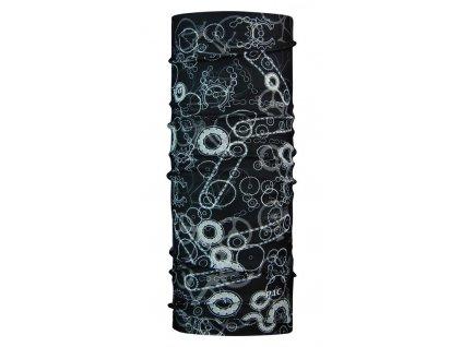 Multifunkční cyklistický šátek na kolo P.A.C. cyklo 8810 133