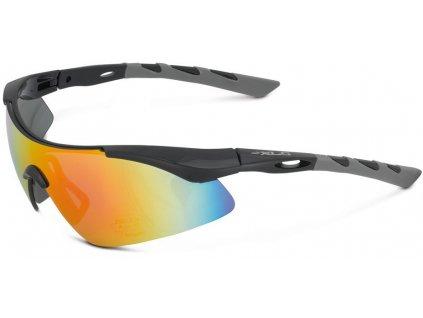 Cyklistické brýle XLC Komodo SG C09 černá