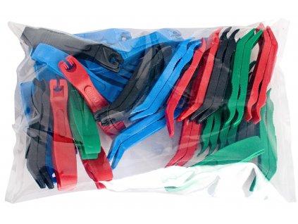 Montážní páčky UNIOR plast 2ks