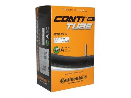 Duše Continental MTB 27.5x1.75 2.50 47 62 584 auto v. 40mm