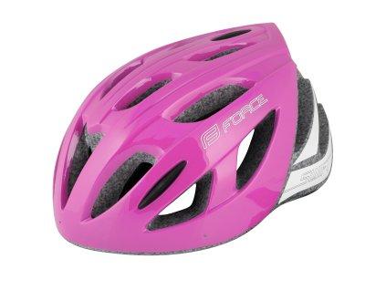 Cyklistická přilba FORCE SWIFT růžová