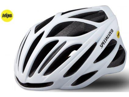 Cyklistická přilba Specialized ECHELON II MIPS bílá