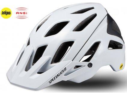 Cyklistická přilba Specialized AMBUSH ANGI MIPS bílá