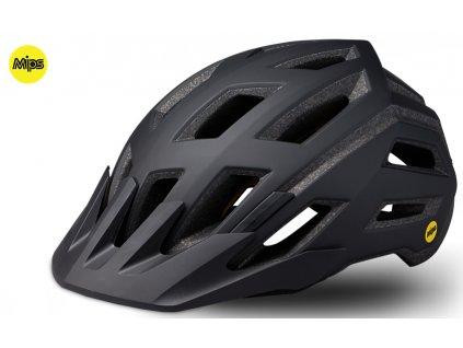 Cyklistická přilba Specialized TACTIC 3 MIPS BLK černá