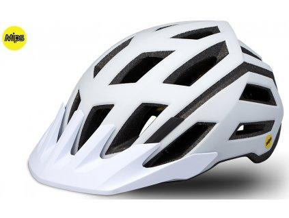 Cyklistická přilba Specialized TACTIC 3 MIPS WHT bílá