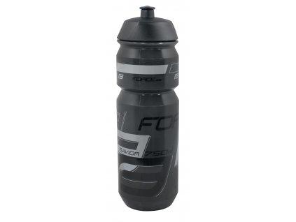 Láhev FORCE SAVIOR transparentní černá šedá 750 ml