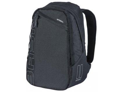 Cyklistický batoh Basil Flex černý