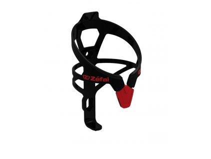 Košík na láhev Zéfal Pulse A2 černý červený