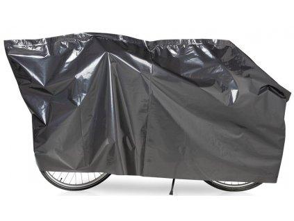 Ochranný obal na jízdní kolo VK 09 100 x 220 cm šedý