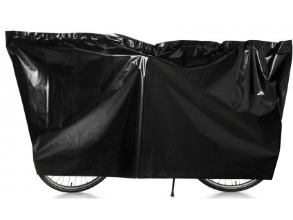 Ochranný obal na jízdní kolo VK 09 100 x 220 cm černý