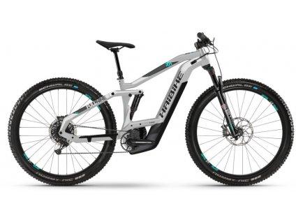 Celoodpružené elektrokolo Haibike SDURO FullNine 7.0 2020 Bosch i625 Wh černé šedé