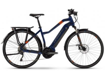 Dámské trekingové elektrokolo Haibike SDURO Trekking 5.0 2020 Yamaha i500 Wh