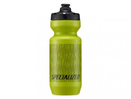 Cyklo láhev Specialized PURIST MOFLO hyper zelená 650 ml