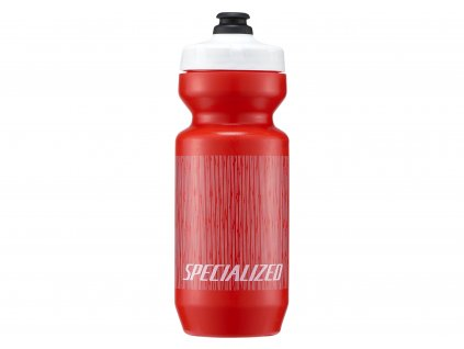 Cyklo láhev Specialized PURIST MOFLO červená 650 ml