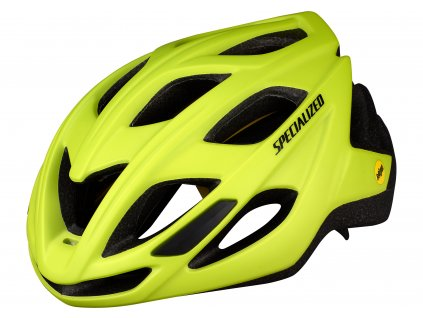 Cyklistická přilba Specialized CHAMONIX MIPS hyper green