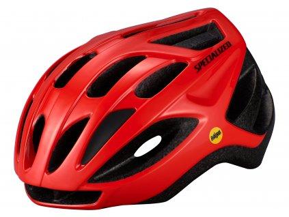 Cyklistická přilba Specialized ALIGN MIPS červená