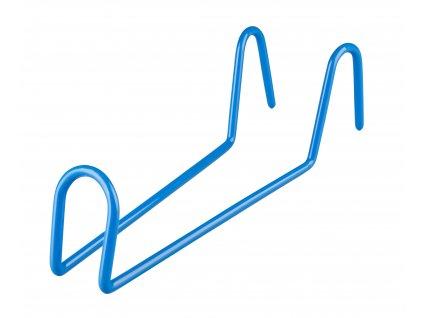 Držák FORCE k montážnímu stojanu, Fe, modrý 1