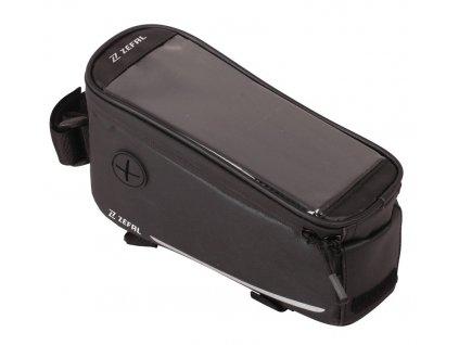 Brašna na rám trubku kola Zéfal Console Pack T1 černá