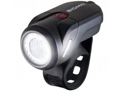 Přední světlo na kolo Sigma Aura 35 USB