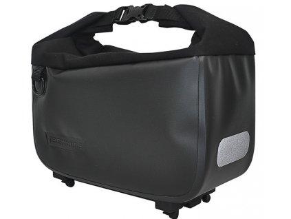 Brašna na zadní nosič Racktime Yves černá