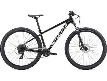 Horské kolo Specialized ROCKHOPPER 26 2021 gloss tarmac black XXS