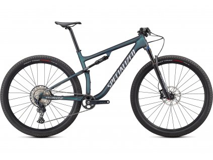 Celoodpružené kolo Specialized EPIC COMP 2021 satin carbon oil chameleon