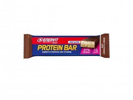 ENERVIT PROTEIN BAR 27% 45g čokoláda+smetana