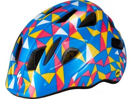 Dětská cyklistická přilba Specialized MIO MIPS Mio Pro Blue