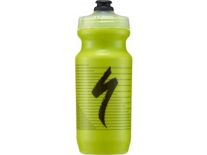 Cyklo láhev Specialized Little Big Mouth Hyper Green-Black Accel 600 ml