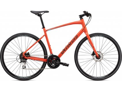 Fitness kolo Specialized Sirrus 2.0 2020 vivid coral