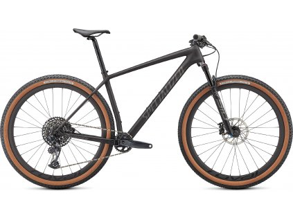 Horské kolo Specialized Epic Hardtail Expert 2021 satin carbon