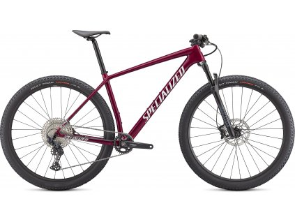 Horské kolo Specialized Epic Hardtail 2021 gloss raspberry